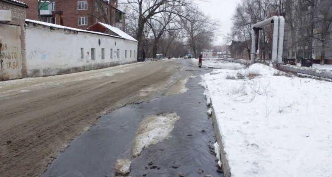 За неделю в Луганске произошло более 500 аварийных ситуаций на коммунальных объектах