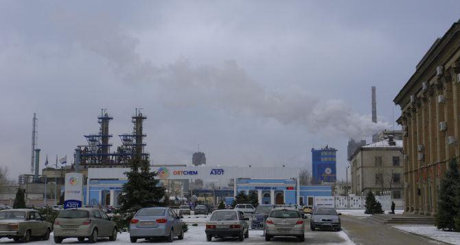 В 2020 году Северодонецкий «Азот» инвестировал в модернизацию более 100 млн грн