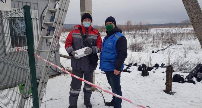 Что вчера происходило на КПВВ: в Станице не работал интернет, а в Новотроицком люди не хотели делать экспресс-тесты