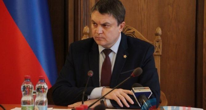 Пасечник разъяснил зачем в Луганске подняли тарифы на ЖКХ