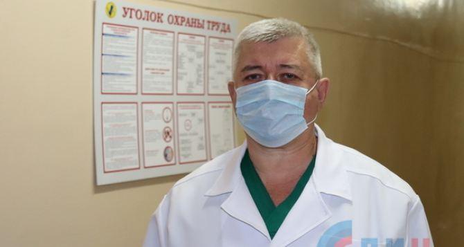 Три человека в тяжелом состоянии госпитализированы после столкновения двух маршруток в Луганске