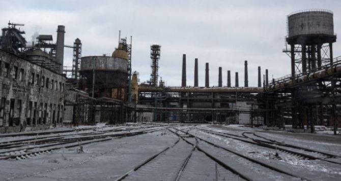 На Алчевском меткомбинате продолжается забастовка. Стоят уже два цеха