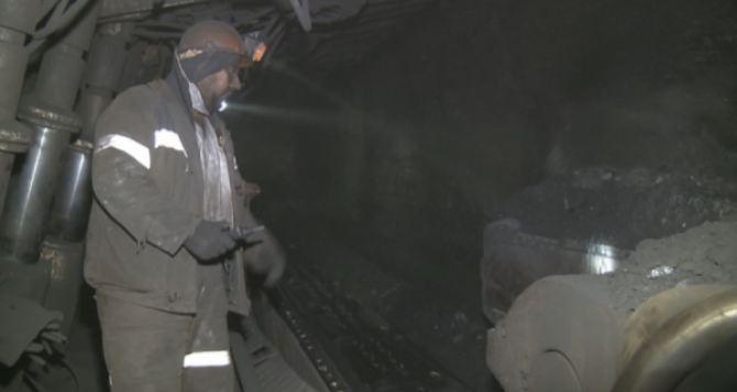 В Луганске за 51 день добыли миллион тонн угля