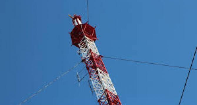 В Луганске и округе отключили все радиостанции