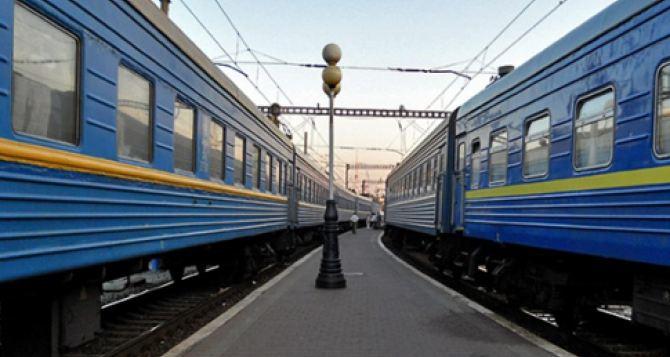 Новые региональные поезда запустят между Донецком и Луганском
