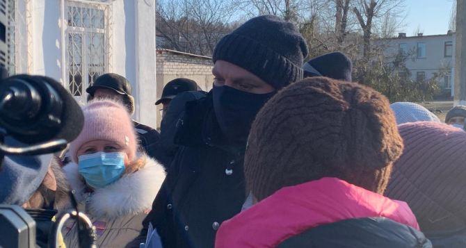 Представители Луганской областной администрации и ГСЧС путаются в показаниях и не способствуют расследованию по масштабным лесным пожарам