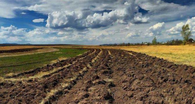 В Луганской области налог на землю составил более 53 миллионов гривен