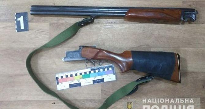 Депутат на Донбассе стрелял из охотничьего ружья по людям