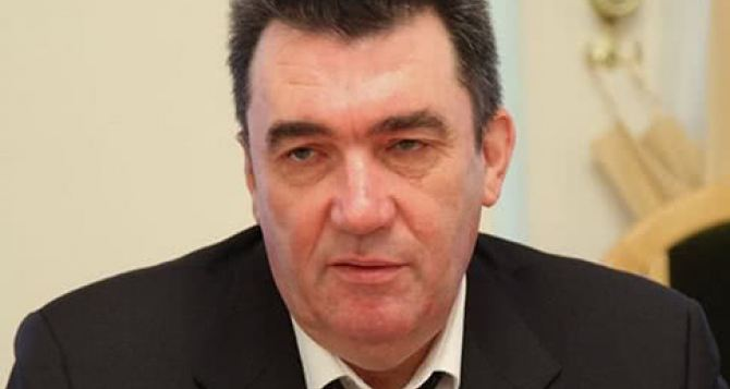 Бывший луганчанин Алексей Данилов заявил, что Донбасса не существует