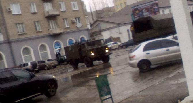 В Луганске жестко усиливается контроль за гражданами, которые должны состоять на воинском учете