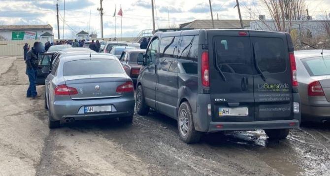 Жители неподконтрольного Донбасса при въезде в Украину черезРФ стали меньше платить штрафов