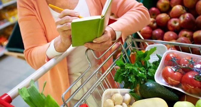 Цены на продукты и товары первой необходимости в Луганске по состоянию на 30марта