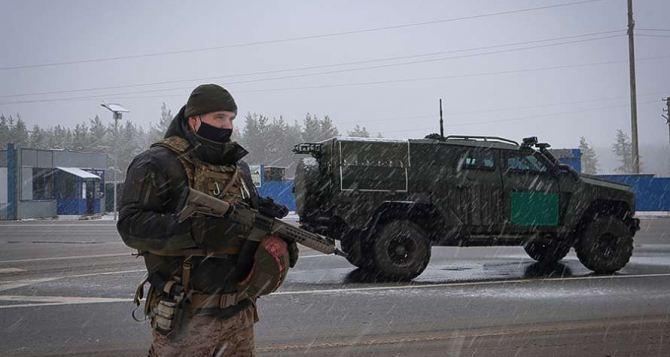 В Счастье задержали четырех террористов, которые пытались совершить теракт на территории Луганской ТЭС. ВИДЕО
