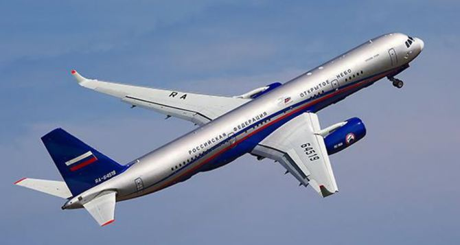 Российский самолет-разведчик обнаружен вблизи линии фронта на Донбассе: карта полета