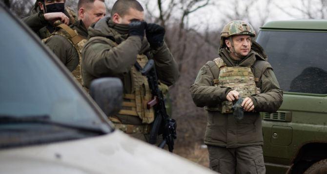 Сегодня, 8апреля, Зеленский приедет на одно из КПВВ на Донбассе