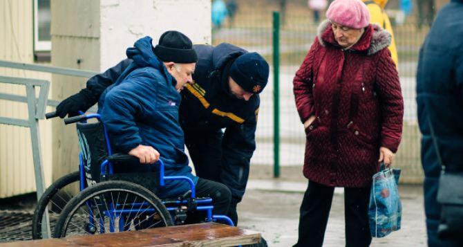 Представитель МККК предложил механизм выплаты украинских пенсий жителям неподконтрольного Донбасса, в том числе маломобильным пенсионерам