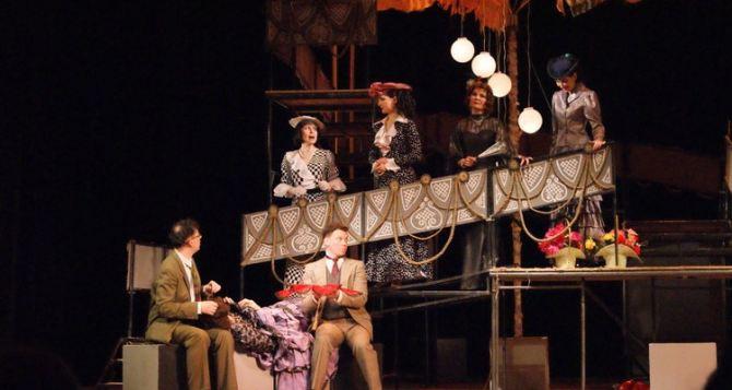 Луганский театр на Оборонной  приглашает на этой неделе на спектакли