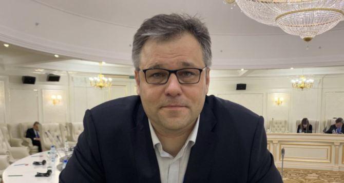 ОБСЕ убедила Кравчука отказаться от советников на заседаниях Контактной группы— Мирошник