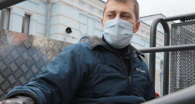 ЖД станции Луганской области оборудовали подъемными платформами для людей с инвалидностью