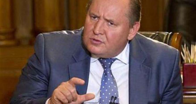 Губернатор Луганщины времен Януковича возвращается в украинскую политику?