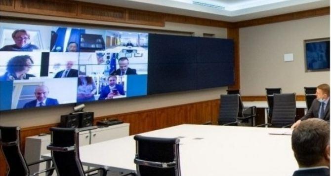 Экстренное заседание подгруппы ТКГ, которое планировалось на сегодня, перенесли из-за ОБСЕ