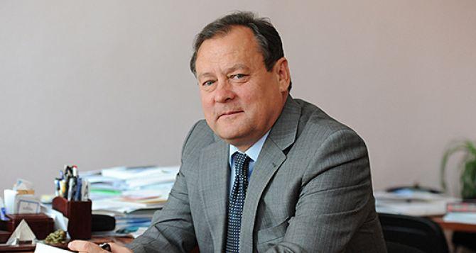 Сегодня, 19апреля, ушел из жизни ректор Луганского национального университета имени Тараса Шевченко