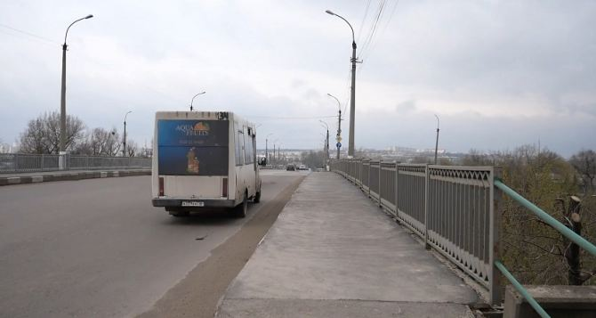 В Луганске возобновили ремонтные работы на аварийном путепроводе. ФОТО. ВИДЕО