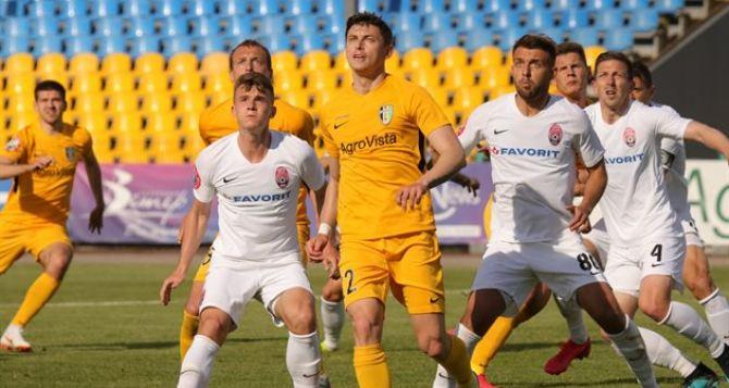 Луганская «Заря» вышла в финал Кубка Украины. ВИДЕО