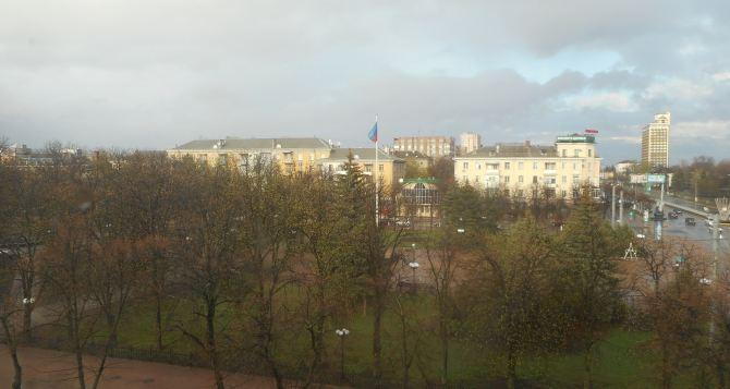 Сегодня в Луганске до 17 градусов тепла, дождь