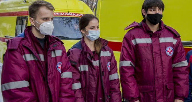В Луганске теперь будет отмечаться новый праздник— День работника скорой помощи