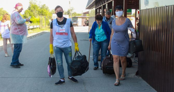 Пограничники из Луганска разъяснили «правило 30 дней» между пересечениями КПВВ