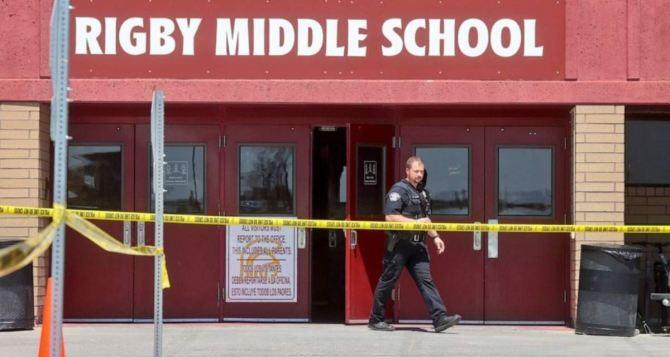Шестиклассница открыла стрельбу из пистолета в школе: трое пострадавших. ФОТО