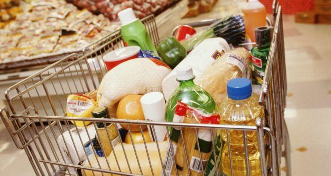 Цены на товары первой необходимости в Луганске перед 9мая