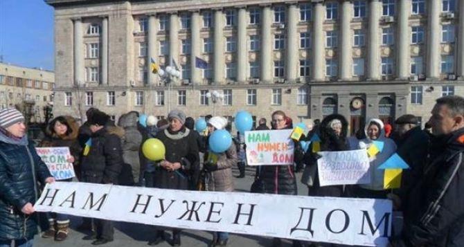 Переселенка из Луганска рассказала, как смогла купить квартиру по государственной программе