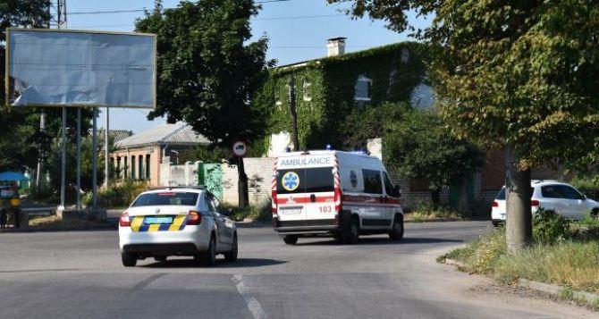 На территории школы пятиклассник ударил ножом ученика 7-го класса. ФОТО
