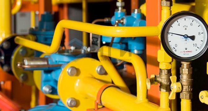 Прорыв водопровода в Краснодоне