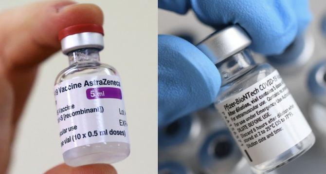 Ученые смешали AstraZeneca и Pfizer. Стоитли прививаться?
