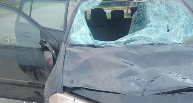 Страшная авария на Луганщине. Пьяный сбил четырех подростков. Один погиб, остальные в реанимации. ФОТО