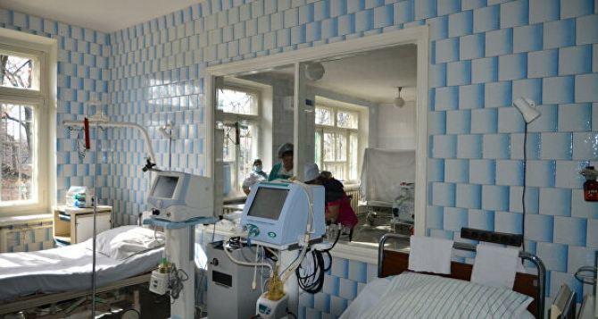 В Луганской области зарегистрировали 57 новых случаев заражения COVID-19