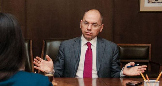 Степанов о своей отставке: «Слишком эмоционально выбивал деньги на медицину»