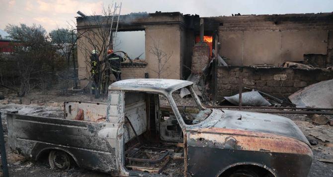 Трое погибли в огне. Пожарные чиновники Луганщины понесут ответственность— ГБР