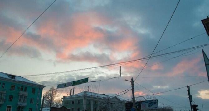 Прогноз погоды в Луганске на 20мая