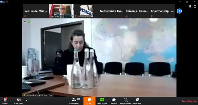 Контактная группа занимается режимом тишины, обменом и открытием КПВВ. Им не до Минских соглашений— ОБСЕ