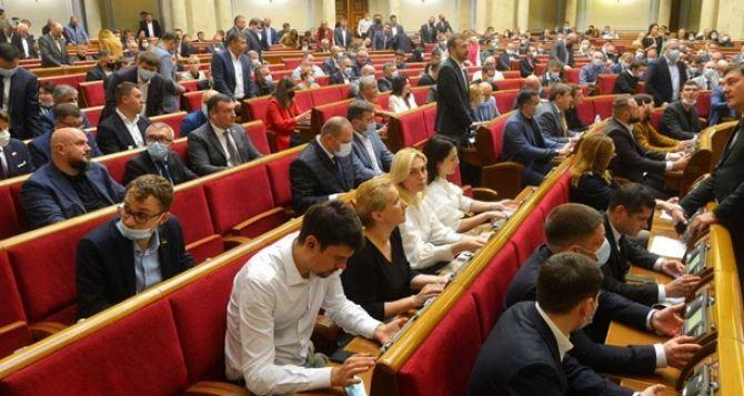 Закон о штрафах по кредитам для жителей зоны АТО уже на подписи у Зеленского
