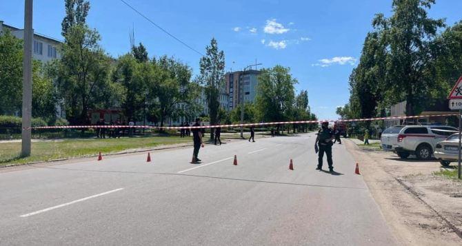 Северодонецкие полицейские проверяют анонимные сообщения о минировании луганских ВУЗов-переселенцев (ФОТО)