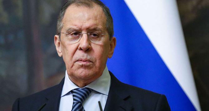 Лавров ответил Кравчуку: это не повод Украине уходить от выполнения обязанностей
