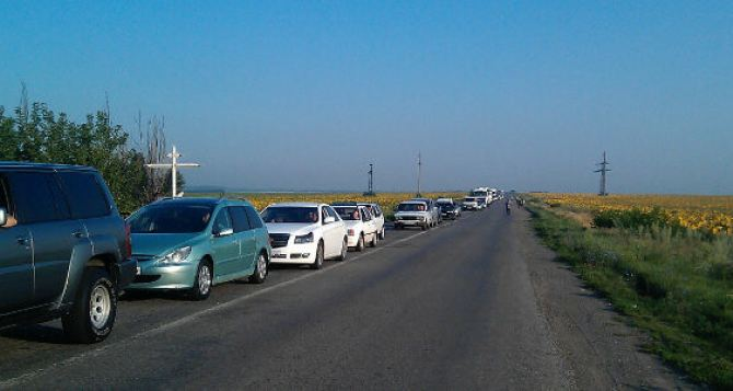 Чтобы отдохнуть на Азовском море Дончанам надо оформлять пропуска