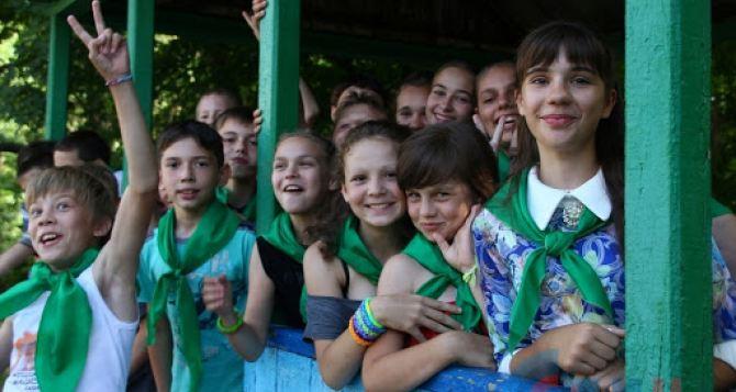 Оздоровительные лагеря для детей смогут работать только со второго потока