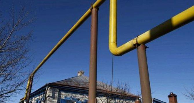Более 1000 абонентам в Стаханове временно отключили газ