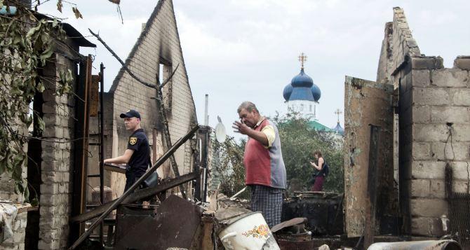 Луганчанам пострадавшим от пожаров отказывали в компенсациях без объяснений. СК рекомендует уволить Гайдая и Стрюка